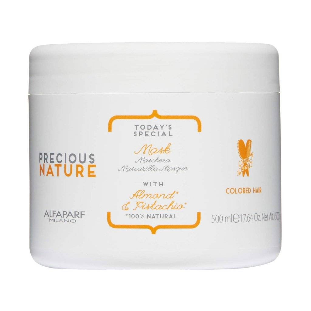 Alfaparf Precious Nature Coloured Hair Mask 500ml