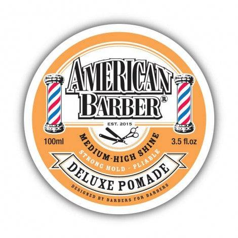 American Barber Deluxe Pomade 100ml