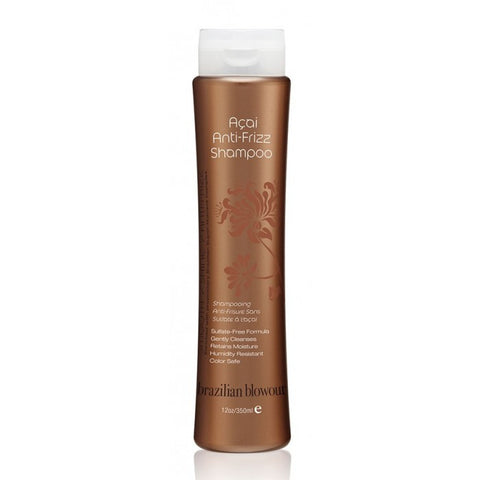 Brazilian Blowout Acai Anti Frizz Shampoo 350ml