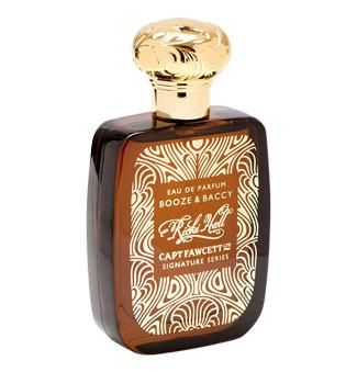 Captain Fawcetts Ricki Hall Booze and Baccy Eu De Parfum 50ml