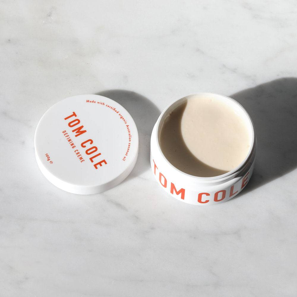 Tom Cole Defining Creme 100g Duo