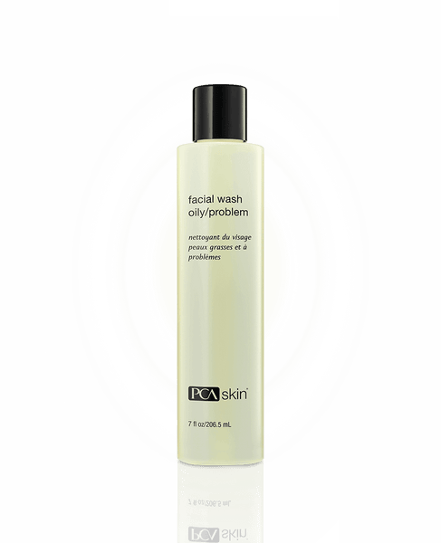 PCA Skin Facial Wash for Oily Problematic Skin