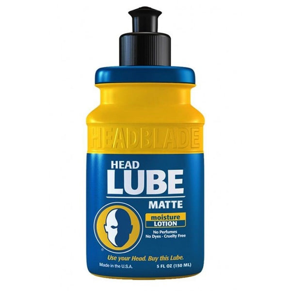 Headblade Matt Headlube pack of 3 150ml bottles