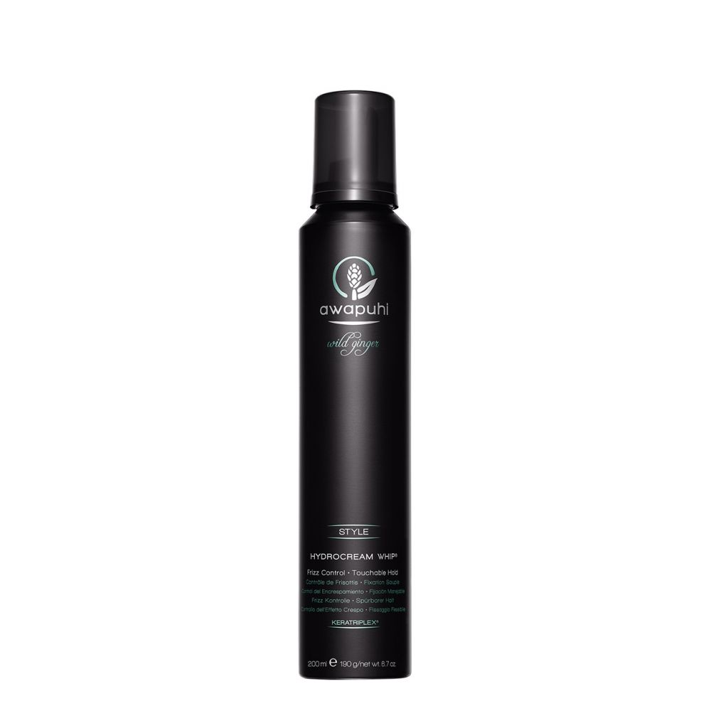 Paul Mitchell Awapuhi Wild Ginger HydroCream Whip Mousse 200ml