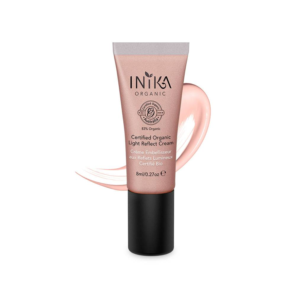 INIKA Certified Organic Light Reflect Cream 8ml