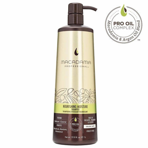 Macadamia Professional Nourishing Moisture Conditioner 1litre