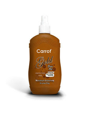 Carrot Sun Australia Gold Tanning Oil 200ml