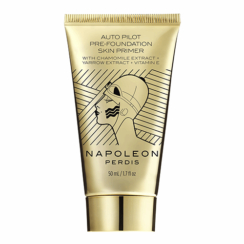 Napoleon Perdis Auto Pilot Primer Pre Foundation Gold 50ml
