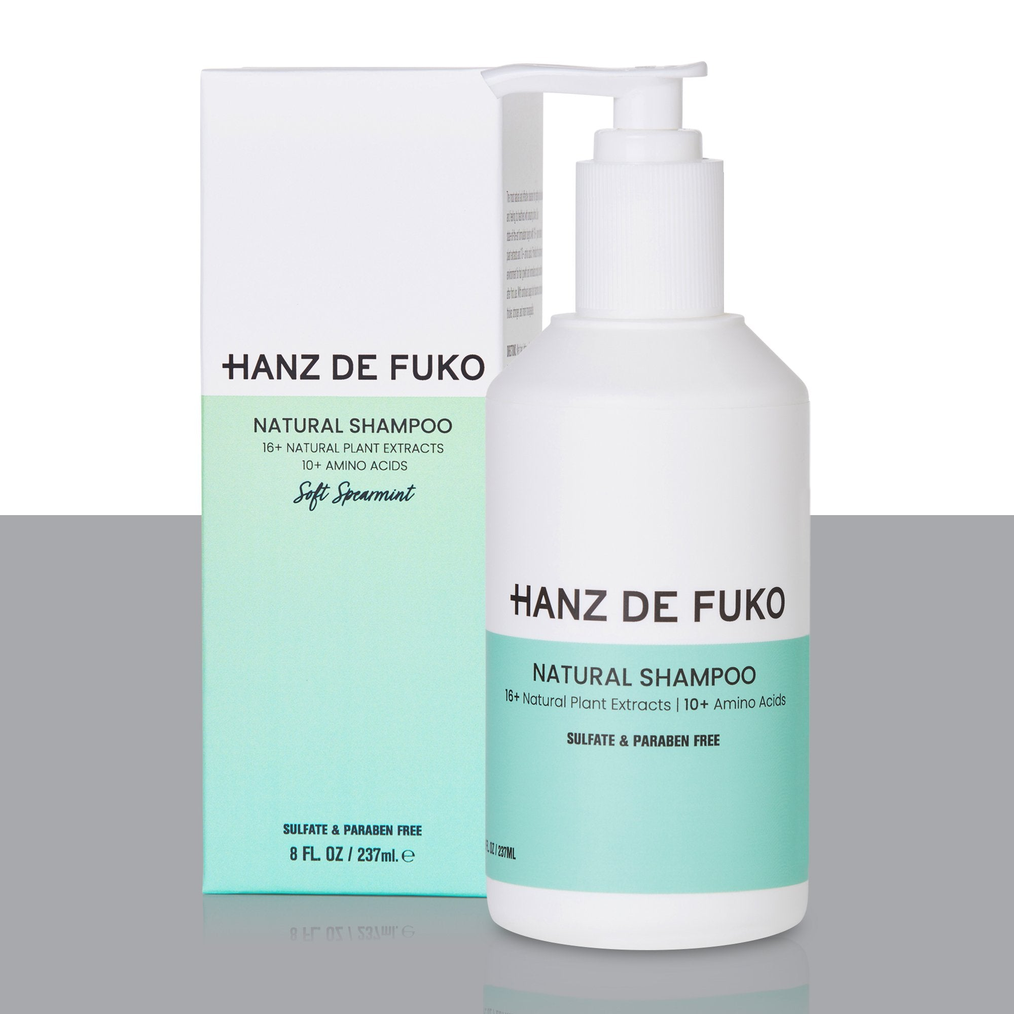 HANZ DE FUKO Natural Shampoo 237ml