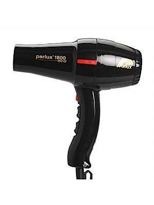 PARLUX 1800 Eco Hair Dryer Black