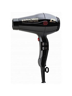 PARLUX 3800  Ceramic and Ionic Dryer 2010W Black