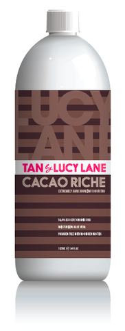 Tan by Lucy Lane 1L Cacao Riche Spray Solution