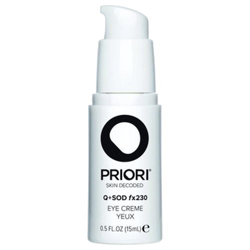 Priori Q plus SOD fx230  Eye Creme 15ml