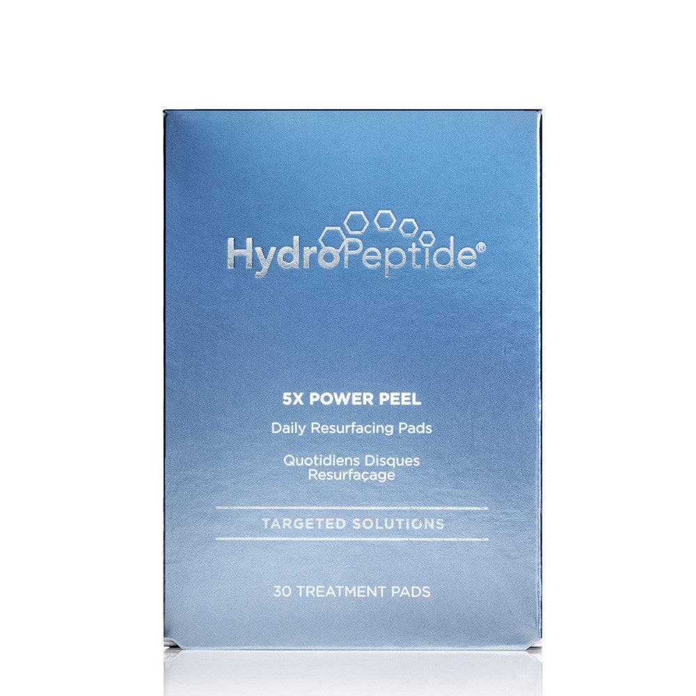 HydroPeptide 5x 30 Power Peel Daily Resurfacing Pads