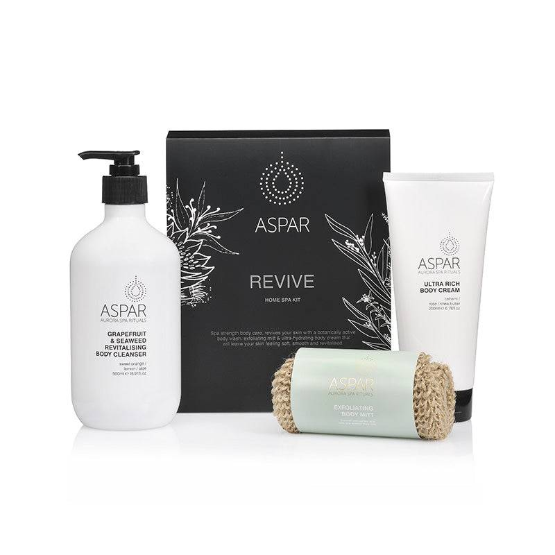 ASPAR Revive Home Spa Kit