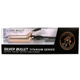 Silver Bullet Fastlane Titanium Curling Iron Rose Gold 32mm