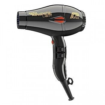 Parlux Advance Light Ionic And Ceramic Dryer Black