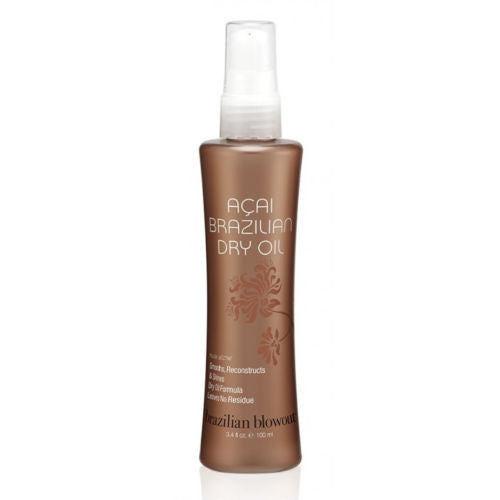 Brazilian Blowout Acai Brazilian Dry Oil 100ml