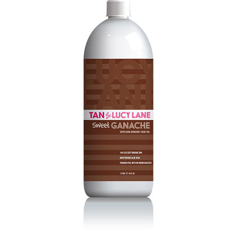 Tan by Lucy Lane1L Sweet Ganache Spray Solution