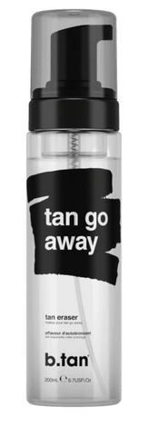 B Tan    Tan Go Away Tan Eraser 200ml