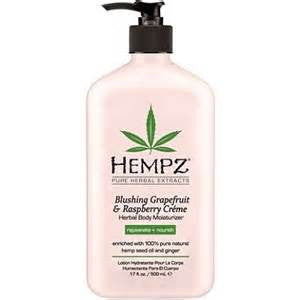 Hempz Blushing Grapefruit Raspberry 500mls