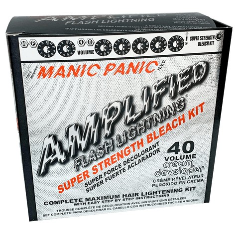 Manic Panic 40 Vol Flash Lightning Bleach Kit