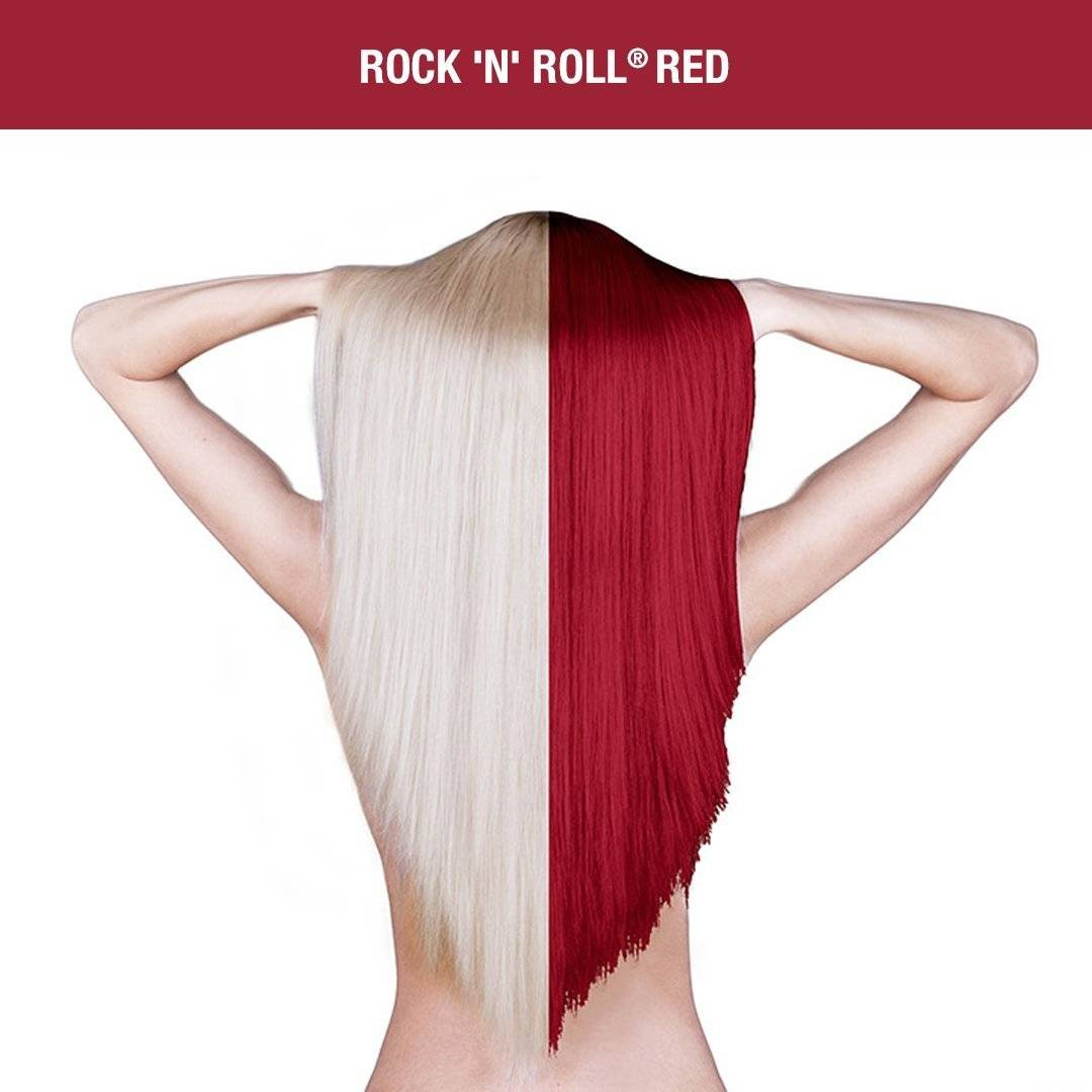 Manic Panic Rock n Roll Red Classic Cream 118ml