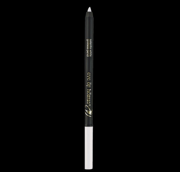 Eye Of Horus Selentine White Goddess Pencil