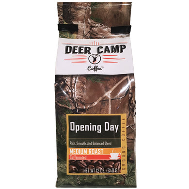 Opening Day™ Featuring REALTREE XTRA®Green 12oz. Medium Roast Ground Coffee