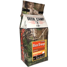 Load image into Gallery viewer, Blaze Orange™ Pumpkin Spice Featuring REALTREE XTRA® Green 12 oz. Medium Roasted Ground Coffee