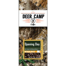 Load image into Gallery viewer, Opening Day™ Featuring Realtree EDGE™ Colors 12 oz. Medium Roast Ground Coffee
