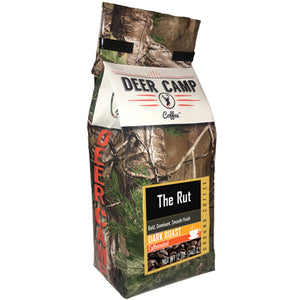 The Rut™ Featuring Realtree Xtra® Green 12 oz. Dark Roasted Ground Coffee