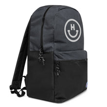 Load image into Gallery viewer, The Art of Hope Embroidered Champion Backpack