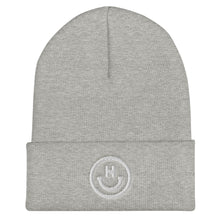 Load image into Gallery viewer, The Art of Hope logo Cuffed Beanie
