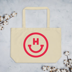 The Art of Hope Large organic tote bag
