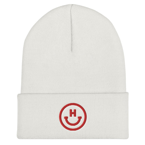 The Art Hope Logo Cuffed Beanie