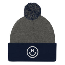 Load image into Gallery viewer, The Art of Hope Logo Pom-Pom Beanie