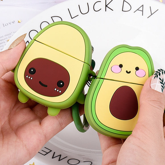 Novelty Airpods 2 Silicone Case