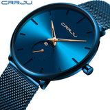 Fashion Stainless Steel Mesh Watch