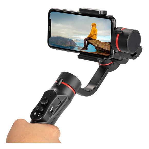 3 Axis Universal Adjustable Handheld Smartphone Gimbal