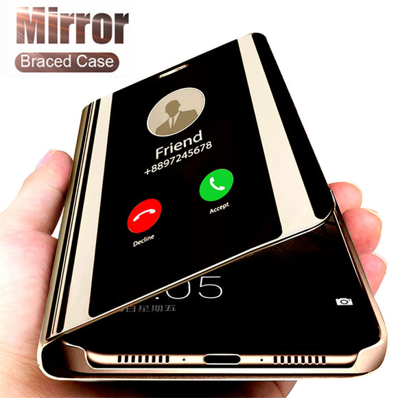 Smart Mirror Phone Case For Samsung Phones
