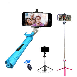Bluetooth Selfie Stick/Tripod