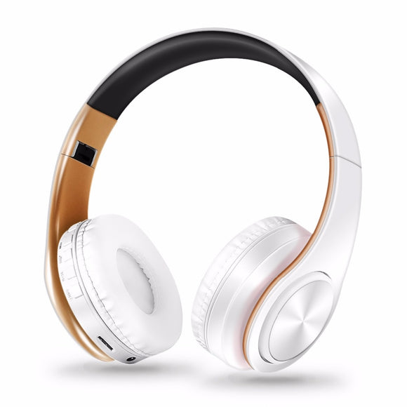 Bluetooth Wireless Headphones with Microphone- Colors Available!