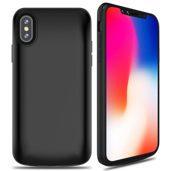 Battery Charger Case For iPhone X/Xs 6000mAh Power Bank