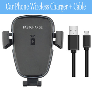 Wireless Charger Mount For Samsung Galaxy Note 8/9
