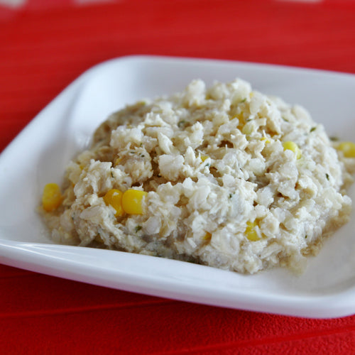 Chicken Sweet Corn & Rice - 7oz