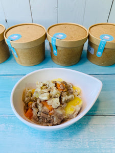 Braised Beef & Barley Pot - 8oz