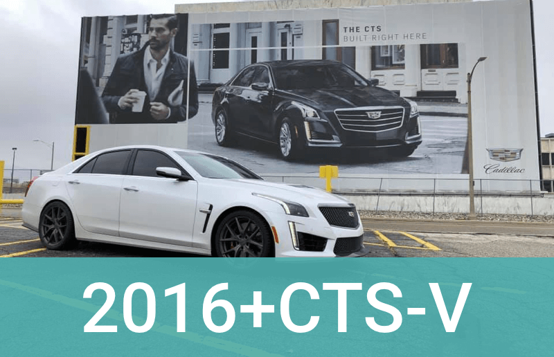 Shop Cadillac CTS-V 2016 and Later