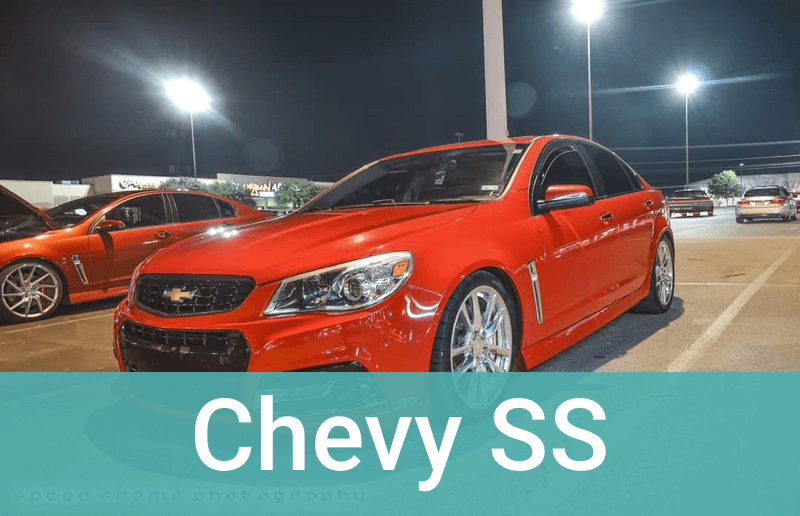 Shop Chevy SS