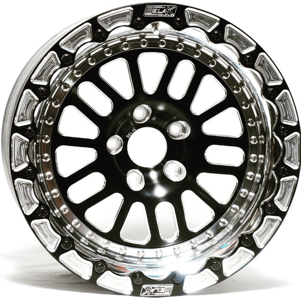 Belak 17 Inch Drag Racing Wheels